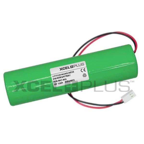 Jablotron JA-80A Wireless Outdoor Siren Alarm Battery