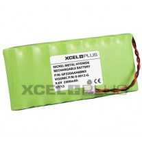 Visonic PowerMax 0-9912-G Control Panel Battery Pack