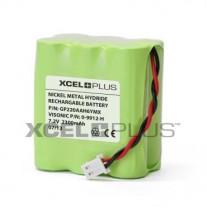 Visonic PowerMax 0-9912-H Control Panel Battery Pack