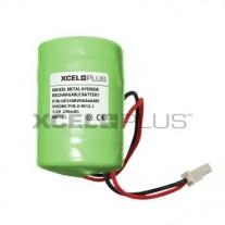 Visonic PowerMax MCS-700 0-9912-J Siren Bell Box Battery