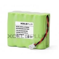 Visonic PowerMax+ Alarm Control Panel Battery Pack