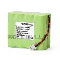 Visonic PowerMax 0-9912-L Control Panel Battery Pack