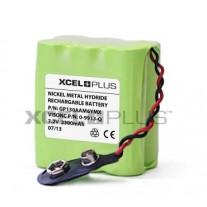 Visonic PowerMax 0-9913-Q Control Panel Battery Pack