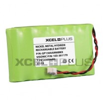 Visonic PowerMax Complete Alarm Control Panel Battery Pack