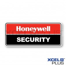 Honeywell Window Sticker