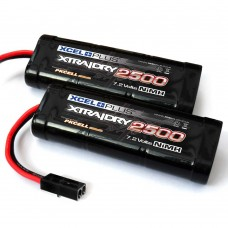 XTRA|DRY Twin 2500mAh Sticks