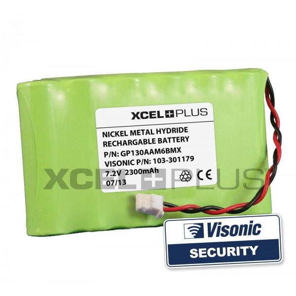 Visonic 99-301179 + 2 Stickers