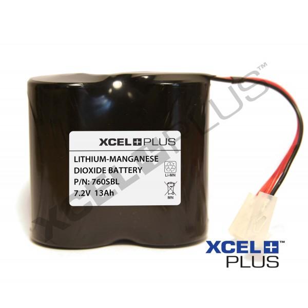 Scantronic Lithium Battery 760SB 7.2V
