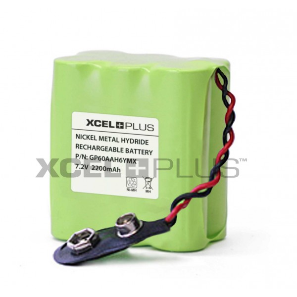 Fire Rechargeable 7.2V battery
