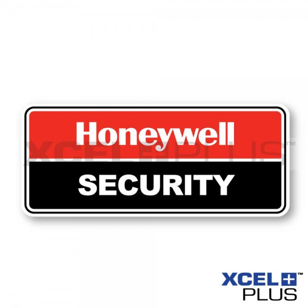 Honeywell Window Sticker