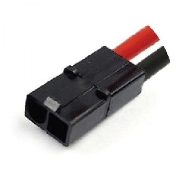 Tamiya black connector