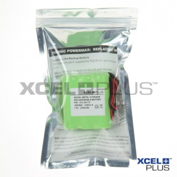 Visonic 09912H Packaging