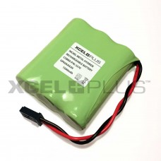 Cobra Car Alarm Sounder 7.2V 1500mAh Replacement Backup Battery Model 5370/6422
