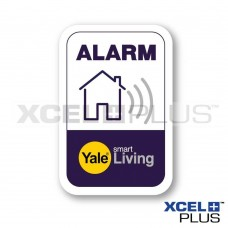 Yale Smart Living Alarm Stickers for Alarms, Locks, Cameras & CCTV