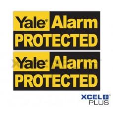 Yale HSA3000 Window Sticker