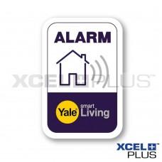 Yale Smart Living Alarm Stickers for Alarms, Locks, Cameras & CCTV