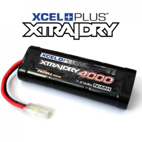 XTRA|DRY 4000mAh Stick